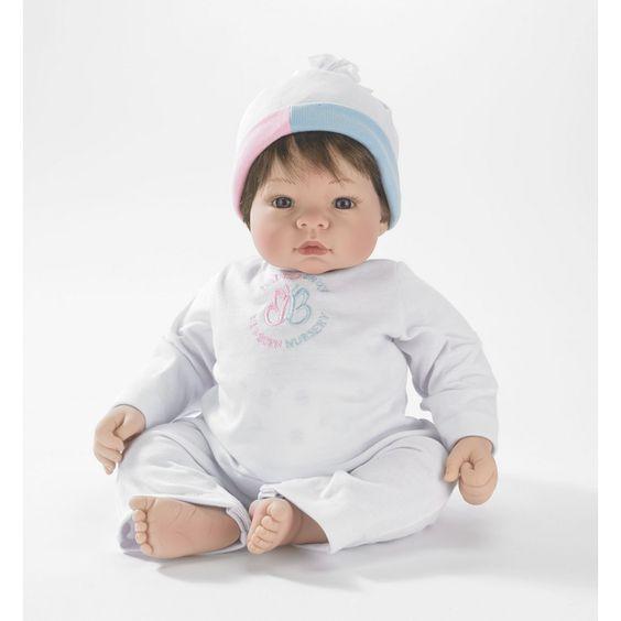 Alexander Doll Babble Baby Munchkin Play Doll