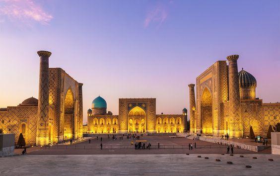 Samarkand travel #Samarkandtravel