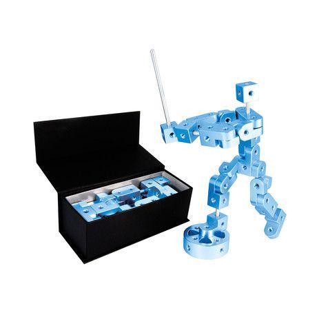 Playable Metal Pose // Model P Blue