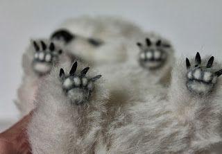 HobbyStudio: МК «Как легко и быстро сделать коготки для мишки»