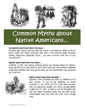 Busting Philanthropy's Myths about Native Americans