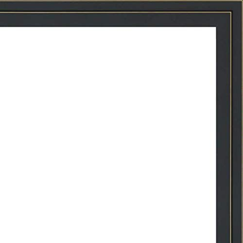 Veedaf 10x15 10 X 15 Black And Gold Pinstripe Solid Wood Frame With Uv Framer S Acryl Wood Frame Frame Solid Wood