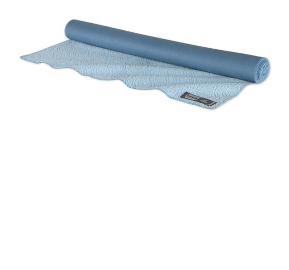 Absorbent Yoga mat for sweat hands and feet! $55