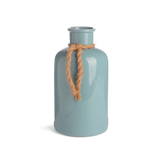 Diese Vase ist auch ohne Blumen ein absoluter Hingucker.