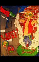 Wrath - Cover by MasterBlackburn on deviantart.