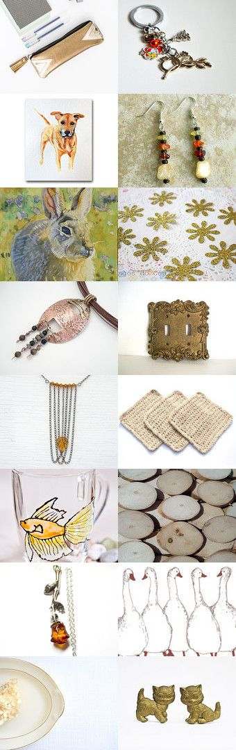 A Warm Glow by Julia on Etsy--Pinned with TreasuryPin.com
