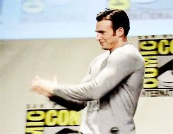 gifs Chris Evans sdcc comic con by nicole press conferences marvelcastedit evansedit sdcc 2014