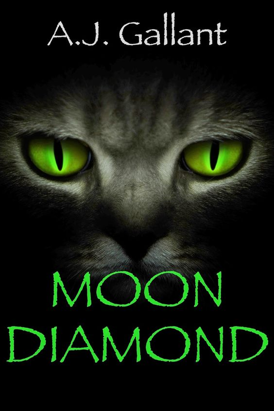 Tome Tender: A. J. Gallant's MOON DIAMOND Book Blitz