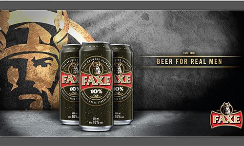 Faxe #faxe... Visit adsasa.com to find more about this new beer