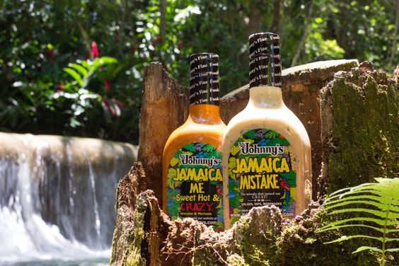 Who doesn't love some Jamaica Me Sweet, hot and Crazy or Jamaica Mistake? Both are great additions to any meal.