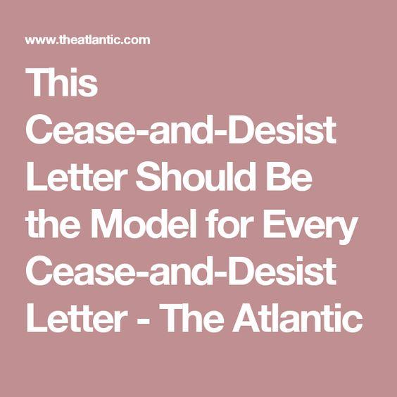Cease \ Desist Letter\/Order for Harassment\/Stalking - How to Stop - cease and desist form