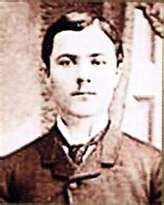 Billy Clanton 1862-1881  Killed at the O.K. Corral