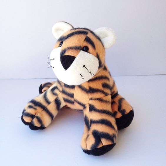 Tiger Plush - Thomas