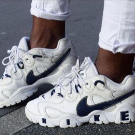 Kjøp Nike Nike Huarache Run Bg WhiteWhite Pure Platinum sko