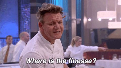 Hell's Kitchen gordon ramsay hells kitchen where is the finesse