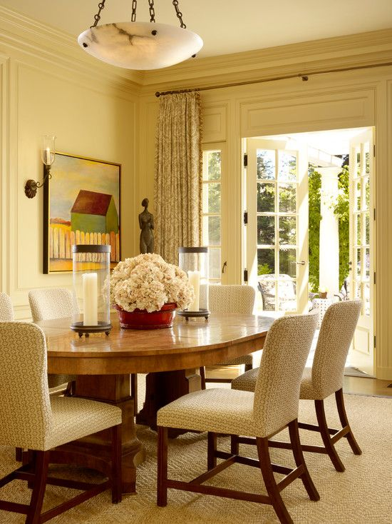 Dining Room Table Centerpieces, Round Table Centerpiece Ideas For Home