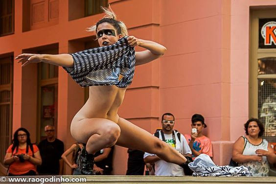 Despindo os Preconceitos da Cidade #dance #dancer #art #ativismo #indios #kaingang