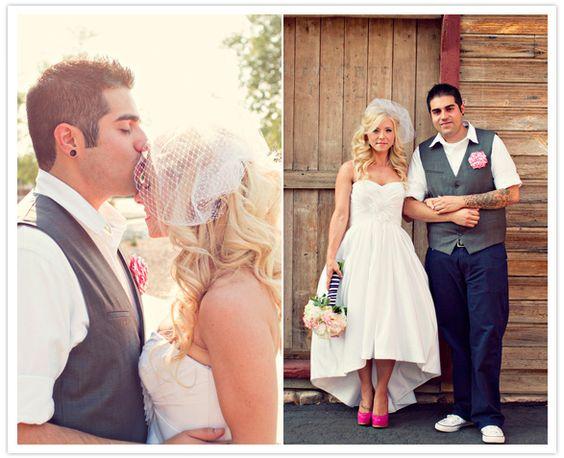 Shenandoah Mill wedding