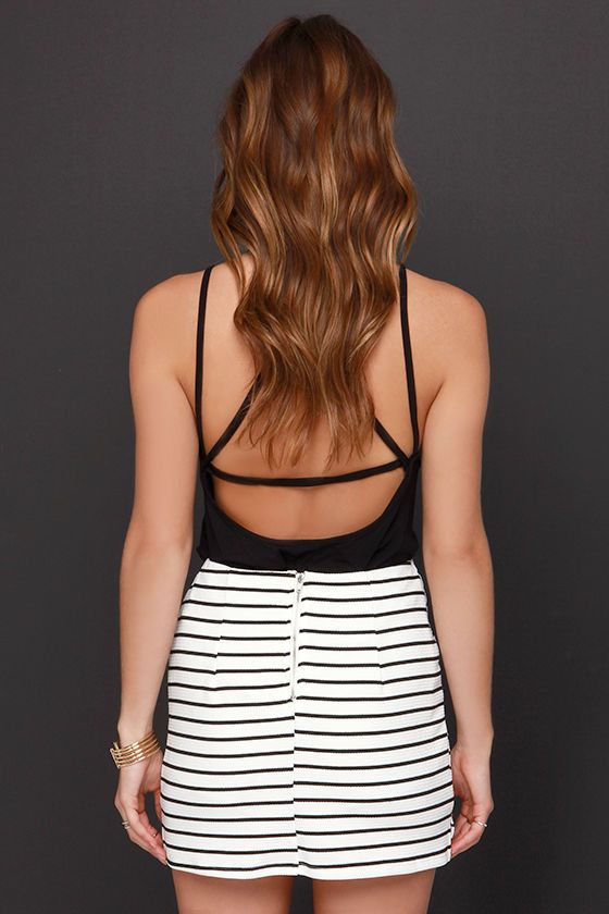 Top/Skirt Combo: For Sienna Wait a Mini Skirk & What's Strap-pening? Tank