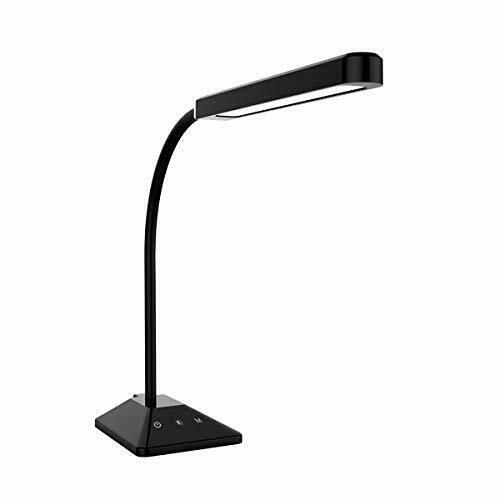 Details About Led Desk Lamp Flexible Gooseneck Table Lamp With Touch Control 5 Brightness In 2020 Desk Lamp Led Desk Lamp Vintage Table Lamp