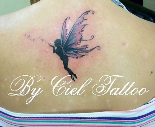 Ciel Tattoo: Fadas