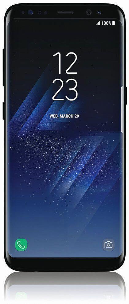 Samsung Galaxy S8 Zeigt Sich Auf Neuem Pressebild Schmidtis Blog Telefonos Samsung Fundas Para Celular Samsung Samsung
