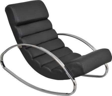 Le Stone Rocking Chair Design Et Tres Confortable Ce Fauteuil A Bascule Permet Un Balancement Grace Fauteuil Design Pas Cher Fauteuil Design Fauteuil Relax
