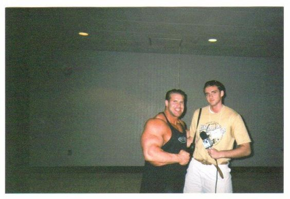 Four Time Mr. Olympia Jay Cutler