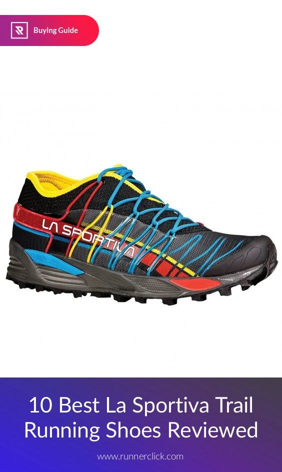 Best La Sportiva Trail Running Shoes
