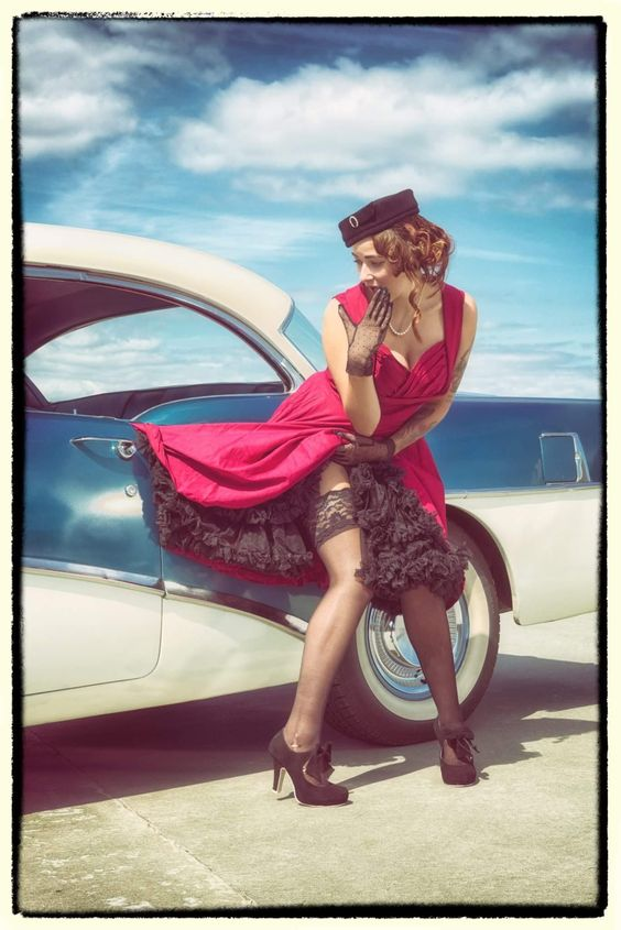 Rockabilly Pinup Style