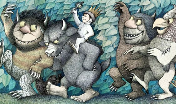 The Wild Things Come to SoHo: A Maurice Sendak Retrospective Opens at Animazing Fine Art