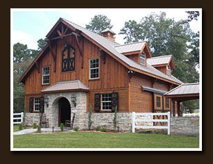 love the classic and warm feeling of these timber framed barn styled homes by barn pros id love it for a barn - Timber Frame Barn Home Plans