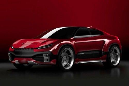 Jeep Ayastigi Trackhawk Coupe Concept Dejan Hristov Design Jeep