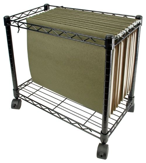 Shop At 11x17 Com To Order A Fellowes Rolling File Cart The Wire Frame Hanging Folder Cart Can Accommodate Ove Cabinets For Sale Hanging Folders Hanging Files