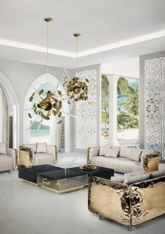 Bring The Edgy Street Style Into Your Home S Contemporary Design Luxury Furniture Furniture Luxury Interior Design