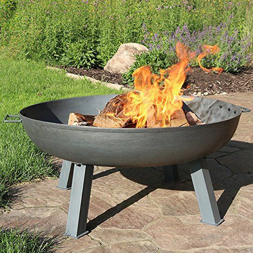10 Best Cast Iron Fire Pit Reviews And Comparison Cast Iron Fire