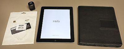 Apple iPad 2 Black Tablet 16GB WiFi 9.7in. A1395 MC769LL/A https://t.co/kSTdeZnDyx https://t.co/OEXFSf4CPr