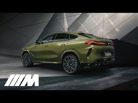 The 2020 Bmw X6 M Tops 600 Horsepower In 2020 Bmw X6 New Bmw Bmw