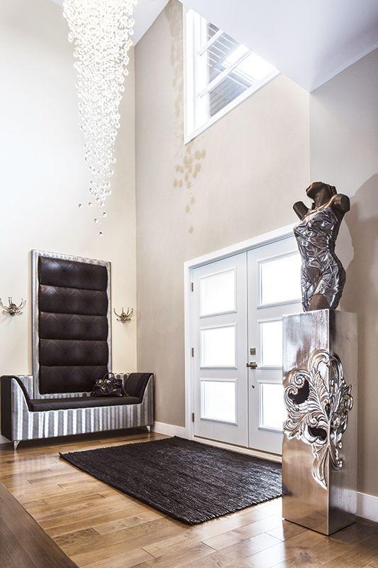 L\u0027expérience haut de gamme à Charlevoix Villas, Deco and Entrees - amenager une entree de maison