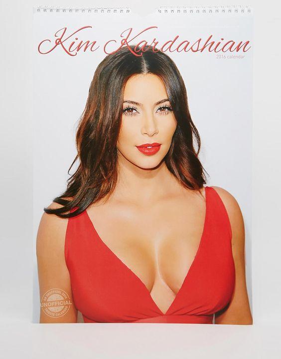 Kim Kardashian Calendar