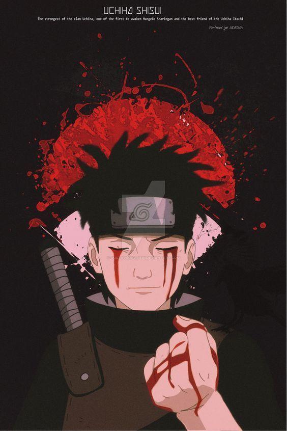 Narutowallpaper Naruto And Sasuke Wallpaper Shisui Anime Naruto