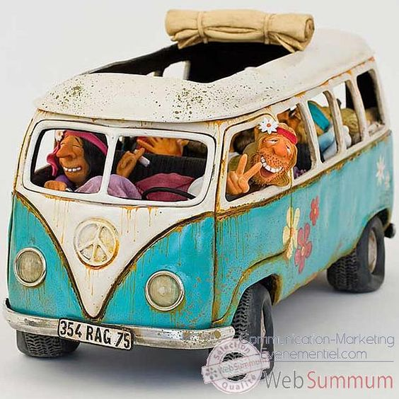 Hippie Car, Will Have And Hippies On Pinterest