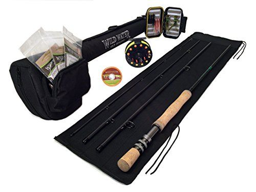 Wild Water Deluxe 7 8 9 Rod Freshwater Fly Fishing Complete Starter Package Https Fishingrodsreelsandgear Com Prod Fly Fishing Wild Waters Fly Fishing Rods