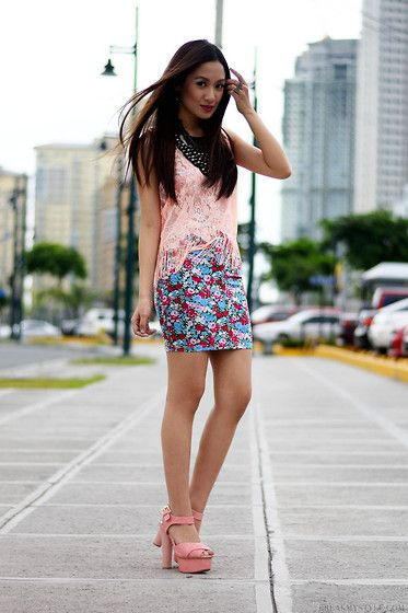Summer Time (BMS) (by Laureen Uy) http://lookbook.nu/look/3283401-Summer-Time-BMS