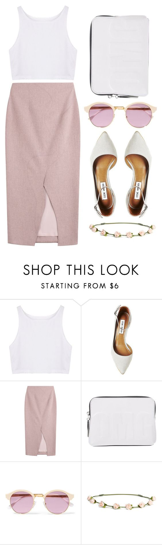 """""""Plainsong"""" by bluis-h ❤ liked on Polyvore featuring Steve Madden, Roksanda, 3.1 Phillip Lim, Sheriff&Cherry and H&M"""
