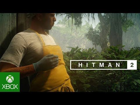 Hitman 2 Welcome To The Jungle Gameplay Tease New Trailers Welcome To The Jungle Teaser