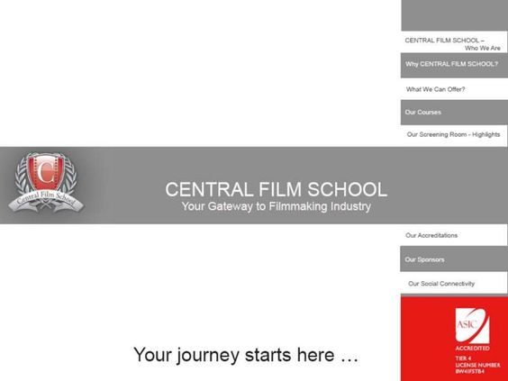 central-film-school-your-gateway-to-filmmaking-industry by getcentralschool via Slideshare