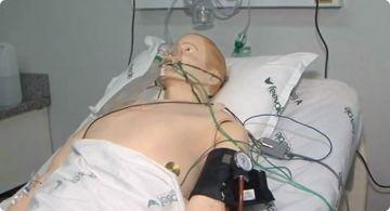 Saúde | SimMan 3G na Feevale | Escola de Enfermagem da Paz
