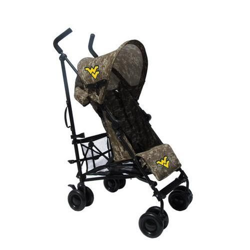 West Virginia Mountaineers Camo Stroller Camouflage Baby Design