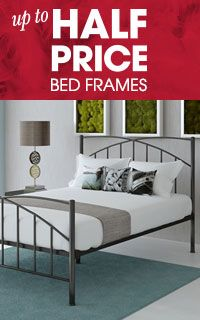 bensons for beds buy beds at the lowest prices from famous brands such as slumberland silentnight sealy igel sleepmasters sensaform and tempur - Slumberland Bed Frames